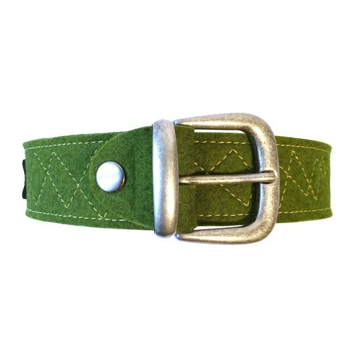 moda più desiderabile check-out moda Cintura feltro