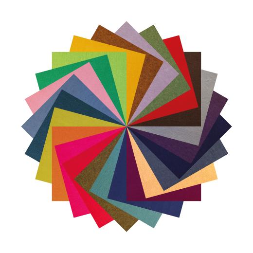 Muster Designfilz